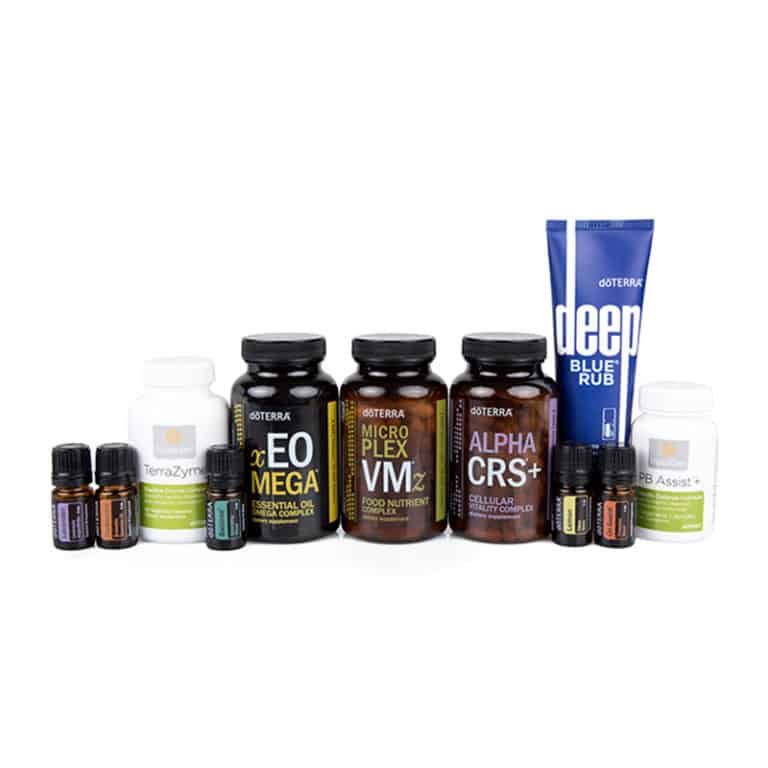 Healthy Habits essential oil kit